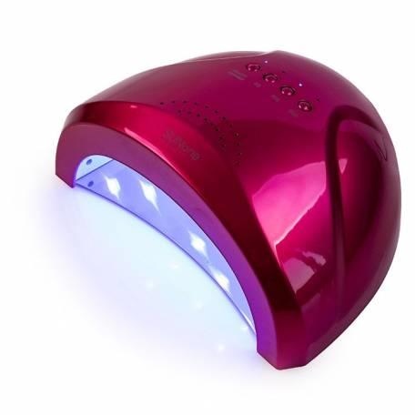 Купить UV-LED лампа SUNOne Professional 48 Вт (Малиновая)