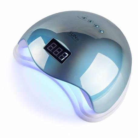 Купити UV-LED лампа SUN 5 48 Вт Mirror Blue (Дзеркальна блакитна)