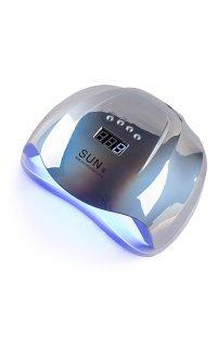UV-LED лампа для маникюру універсальна Sun X mirror 54 Вт (Дзеркальна)