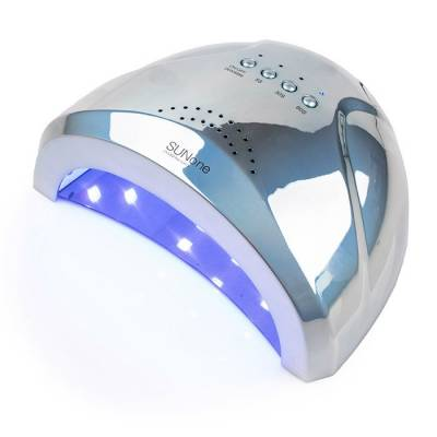 UV-LED лампа SUN One Professional 48 Вт Mirror Blue (Зеркальная голубая)