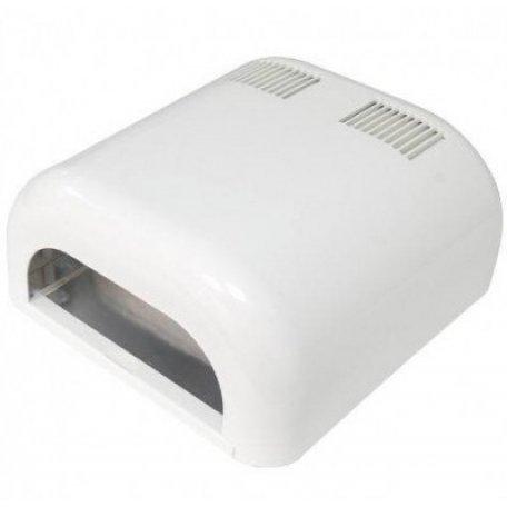 УФ лампа 2H-230 (таймер 120 сек) 36 Вт (белая) купить интернет-магазине Nailsmania.ua с бесплатной доставкой по Украине.