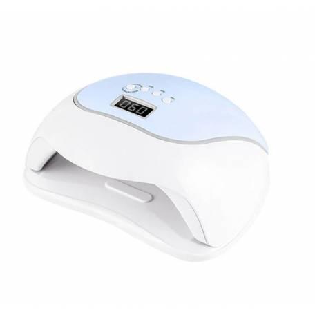 Купить UV-LED лампа для маникюра SUN BQ-V5 Macaroon 120 Вт (Голубая)