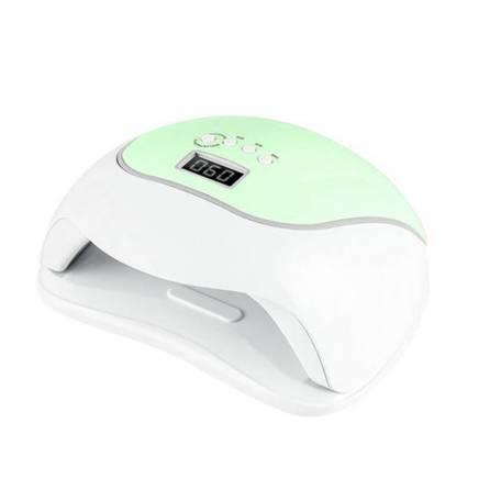 Купить UV-LED лампа для маникюра SUN BQ-V5 Macaroon 120 Вт (Мятная)