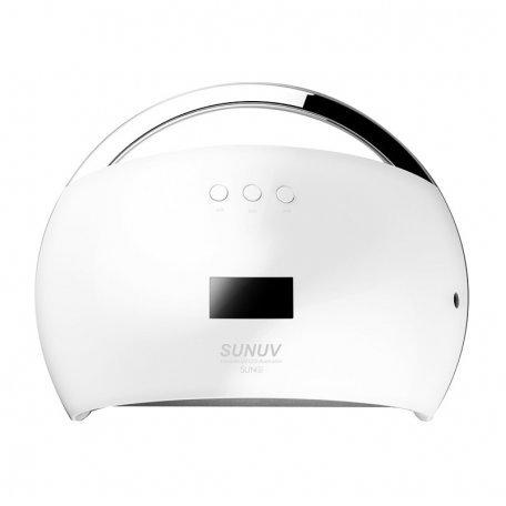 Уф LED лампы для маникюра - Универсальная UV LED лампа Sun6 48 Вт (белая)