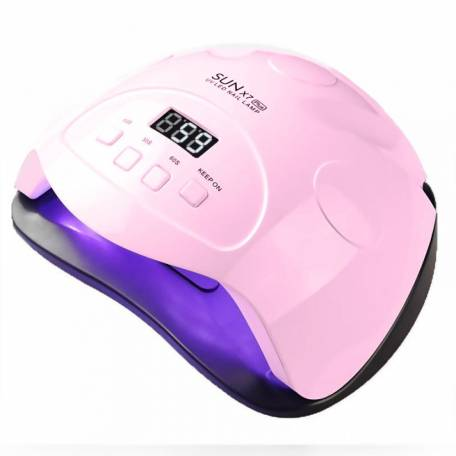 Купить UV-LED лампа SUN X7 Plus 90 Вт (Розовый)