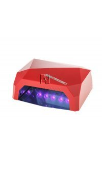 УФ LED+CCFL лампа (таймер 10, 30, 60сек) 36 Вт (червона)