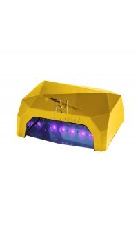 УФ LED+CCFL лампа (таймер 10, 30, 60 сек) 36 Вт (золотая)