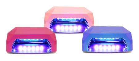 LED+CCFL гібридні Уф лампі для манікюру