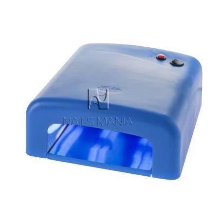 Купить Уф лампа 818 с таймером 120сек, 36 Вт (синий)