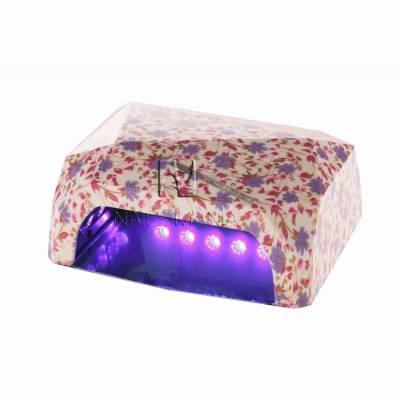 УФ LED+CCFL лампа (таймер 10, 30, 60 сек) 36 Вт C-1