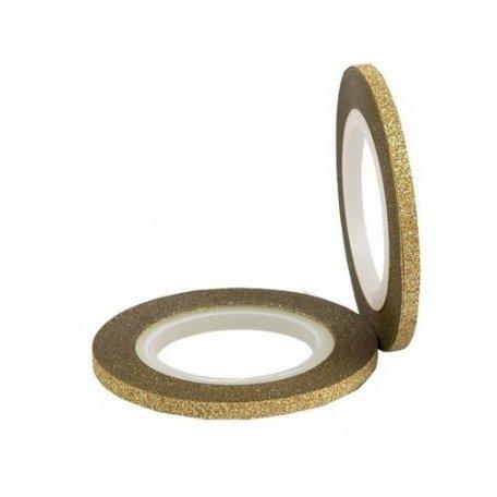 Бархатная лента для ногтей (золото), 3 мм купить интернет-магазине Nailsmania.ua с бесплатной доставкой по Украине.