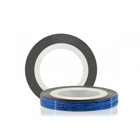 Лента для дизайна ногтей (синяя) купить интернет-магазине Nailsmania.ua с бесплатной доставкой по Украине.