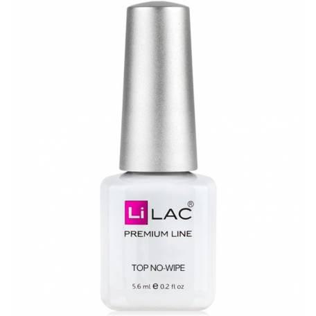 Купить Верхнее покрытие для гель-лака LiLAC  Top Coat Protec No Wipe
