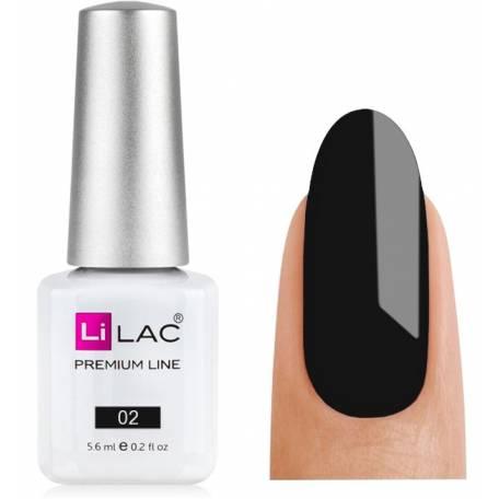 Купить Гель-лак LiLAC Premium Line №002