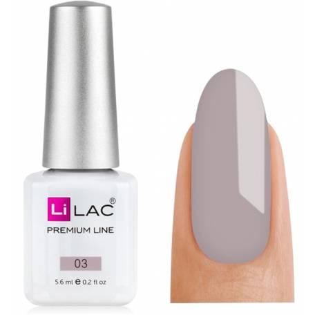 Купить Гель-лак LiLAC Premium Line №003
