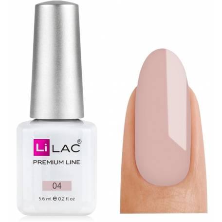 Купить Гель-лак LiLAC Premium Line №004