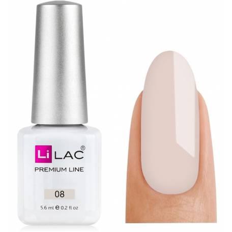 Купить Гель-лак LiLAC Premium Line №008