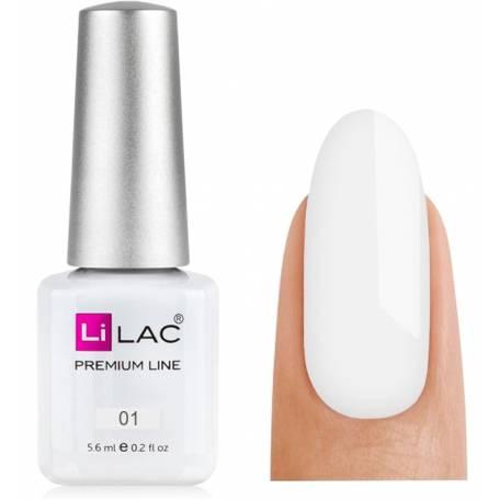 Купить Гель-лак LiLAC Premium Line №001