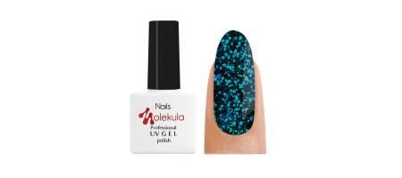 Гель-лаки Molekula Opal Vulcanic (Хлопья Юки)
