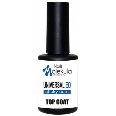 Купить Верхнее покрытие для гель-лака Molekula Top Universal Eo Sticky