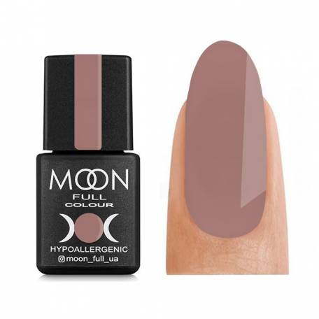 Купить Гель-лак Moon Full Air Nude №007 (Бежевый темный), 8 мл