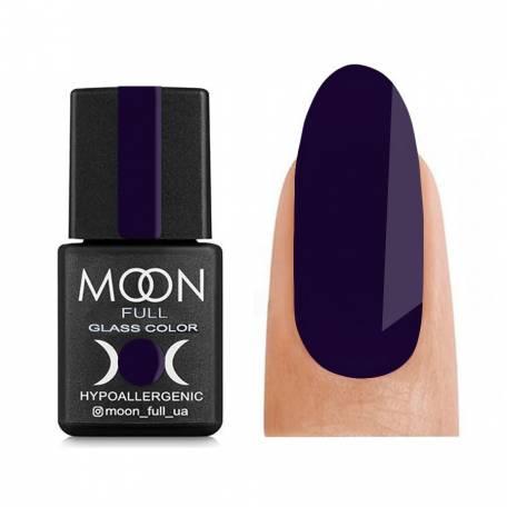 Купить Гель-лак Moon Full Color Glass Effect №005 (Фиолетовый), 8 мл