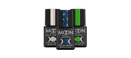 Гель-лаки Moon Full