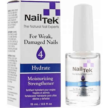 Купить Лечебное средство для ногтей Nail Tek Moisturizing Strengthener 4 Hydrate, 15 мл