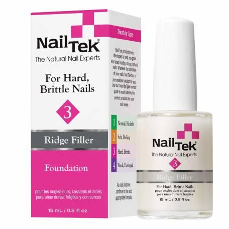 Купить Лечебное базовое покрытие Nail Tek Foundation 3, 15 мл