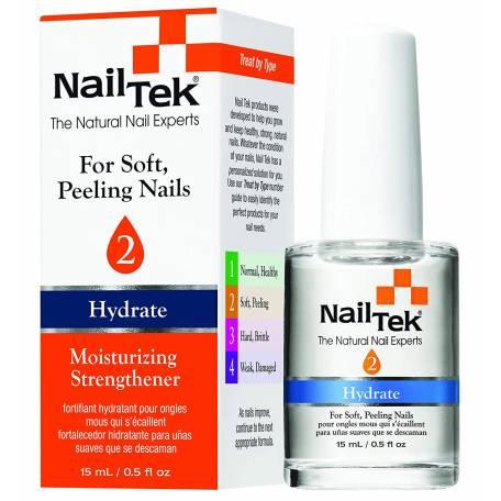 Купить Лечебное средство для ногтей Nail Tek Moisturizing Strengthener 2 Hydrate, 15 мл