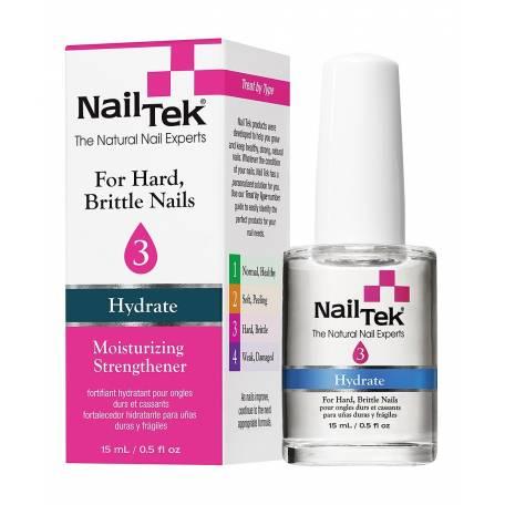 Купить Лечебное средство для ногтей Nail Tek Moisturizing Strengthener 3 Hydrate, 15 мл