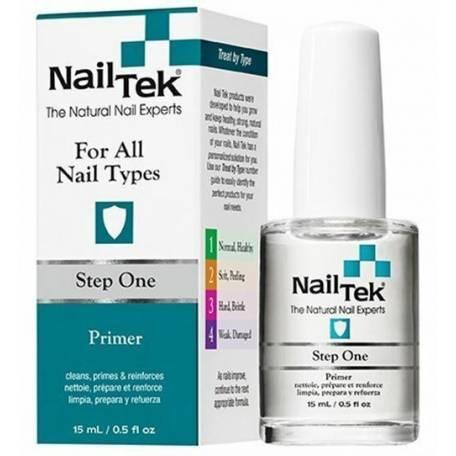 Купить Кислотный праймер для ногтей Nail Tek Step One - Manicure Prep, 15 мл