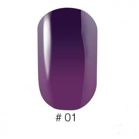Гель-лак Naomi Thermo Collection 01, 6 мл купить интернет-магазине Nailsmania.ua с бесплатной доставкой по Украине.