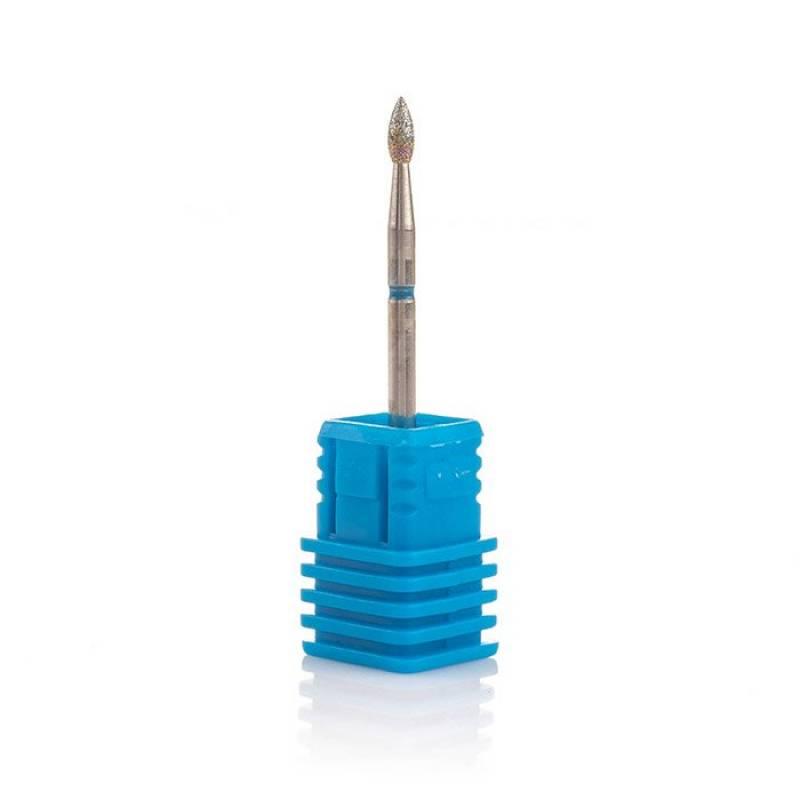 Купить Насадка для фрезера алмазная Олива - CF53B(201) Синяя