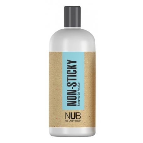 Средство для снятия липкого слоя Non-Sticky NUB 500 ml купить интернет-магазине Nailsmania.ua с бесплатной доставкой по Украине.