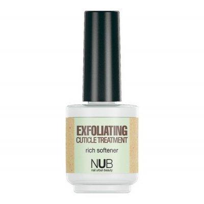 Средство для смягчения кутикулы NUB Exfoliating Cuticle Treatment
