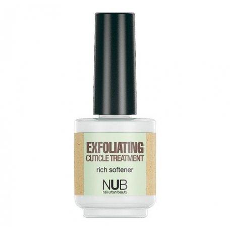 Средство для смягчения кутикулы NUB Exfoliating Cuticle Treatment купить интернет-магазине Nailsmania.ua с бесплатной доставкой по Украине.