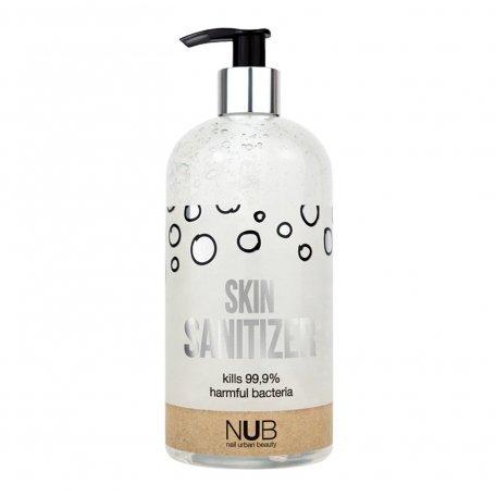 Купити Гелевий антисептик для рук NUB Skin Sanitizer, Lime & Peppermint 500 мл