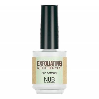 Средство для смягчения кутикулы NUB Exfoliating Cuticle Treatment 15 мл