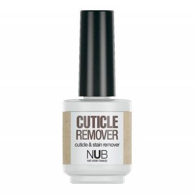 Средство для удаления кутикулы NUB Cuticle Remover 15 мл
