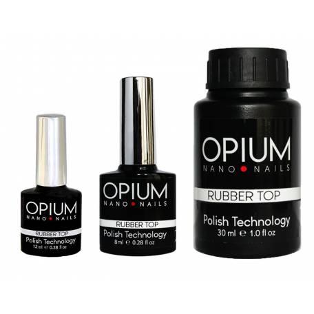 Купити Каучуковий топ для гель-лаку Opium Rubber Top