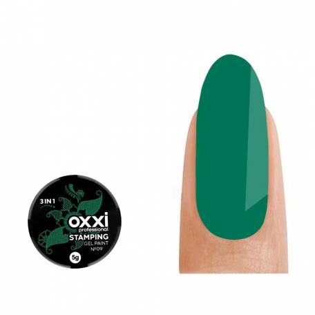Купити Гель-фарба OXXI Gel Paint №09
