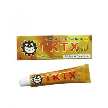 Анестезия TKTX Gold 38%, 10 г