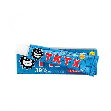Анестезия для татуажа и тату TKTX 39%, 10 г