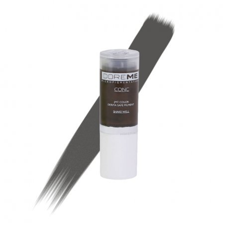 Пигмент для микроблейдинга Doreme 057 Brown Gray, 10 мл