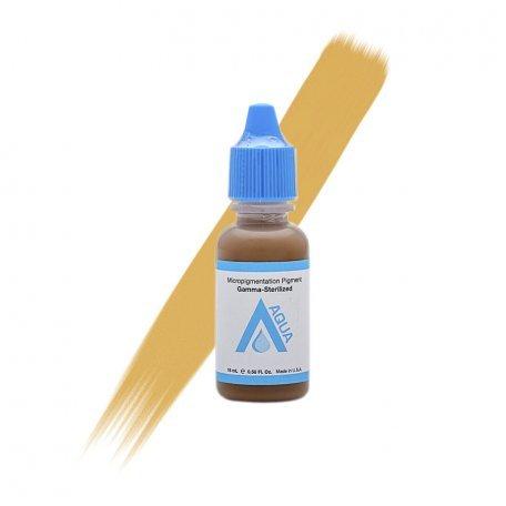 Пигмент для татуажа Aqua Blond, 15 мл