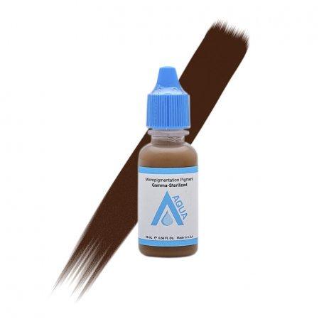 Пигмент для татуажа Aqua Creme Latte, 15 мл