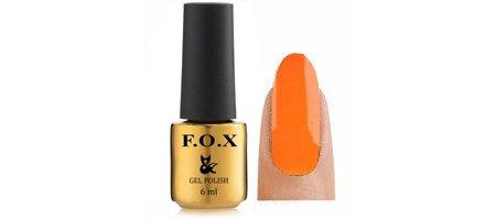 Гель-лаки F.O.X Pigment, 6 мл