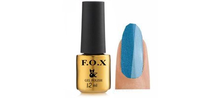 Гель-лаки F.O.X Pigment, 12 мл