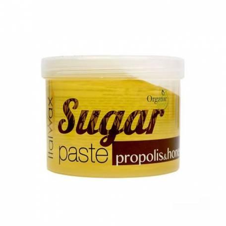 Купить Сахарная паста для шугаринга ItalWax С медом и прополисом (мягкая) 450 мл
